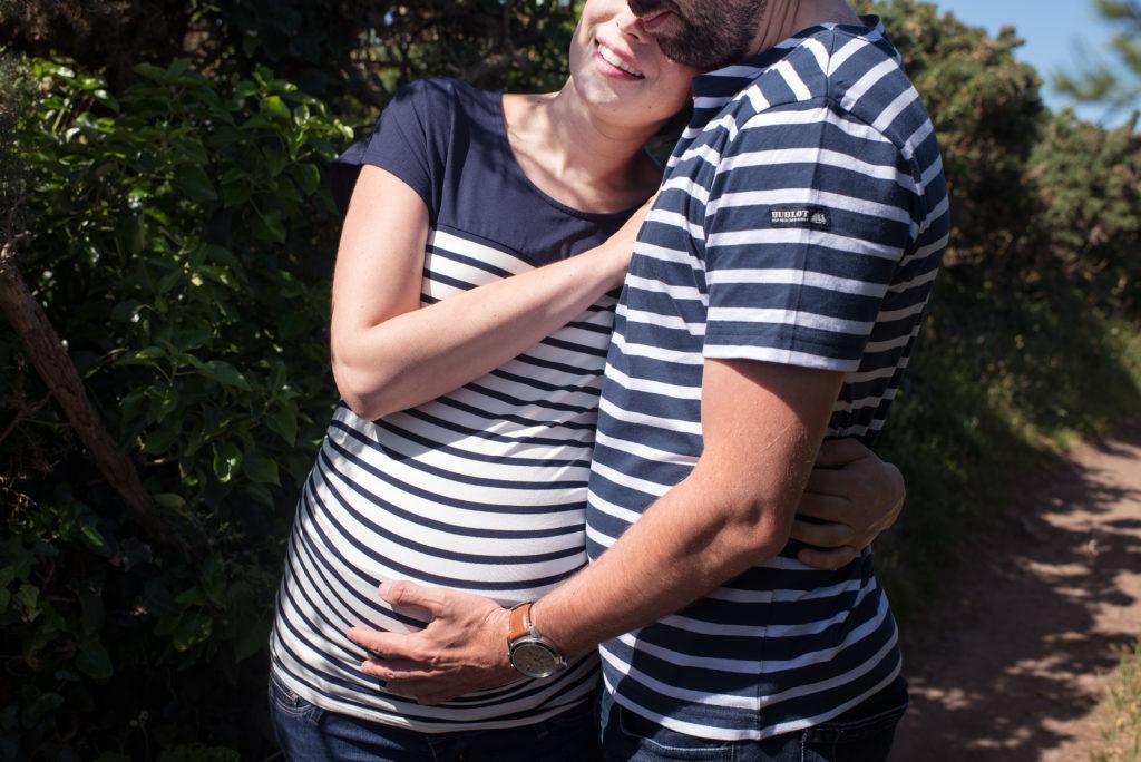 grossesse en marinière